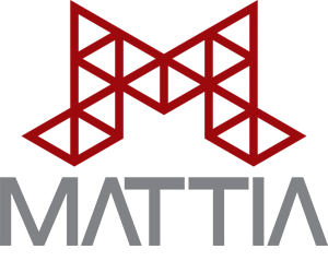 mattia logo english