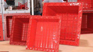 تولید و فروش انواع قالب های سقف وافل
