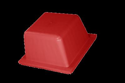 قالب سقف وافل دوطرفه ماتیا قرمز