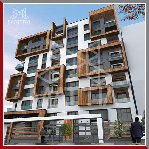 پروژه شهرک سئول طراحی، اجرا، تامین قالب وافل سقف