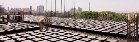 تولید کننده قالب سقف وافل