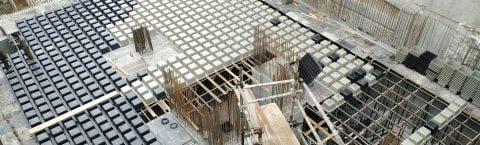 ارائه انواع تجهیزات سقف وافل