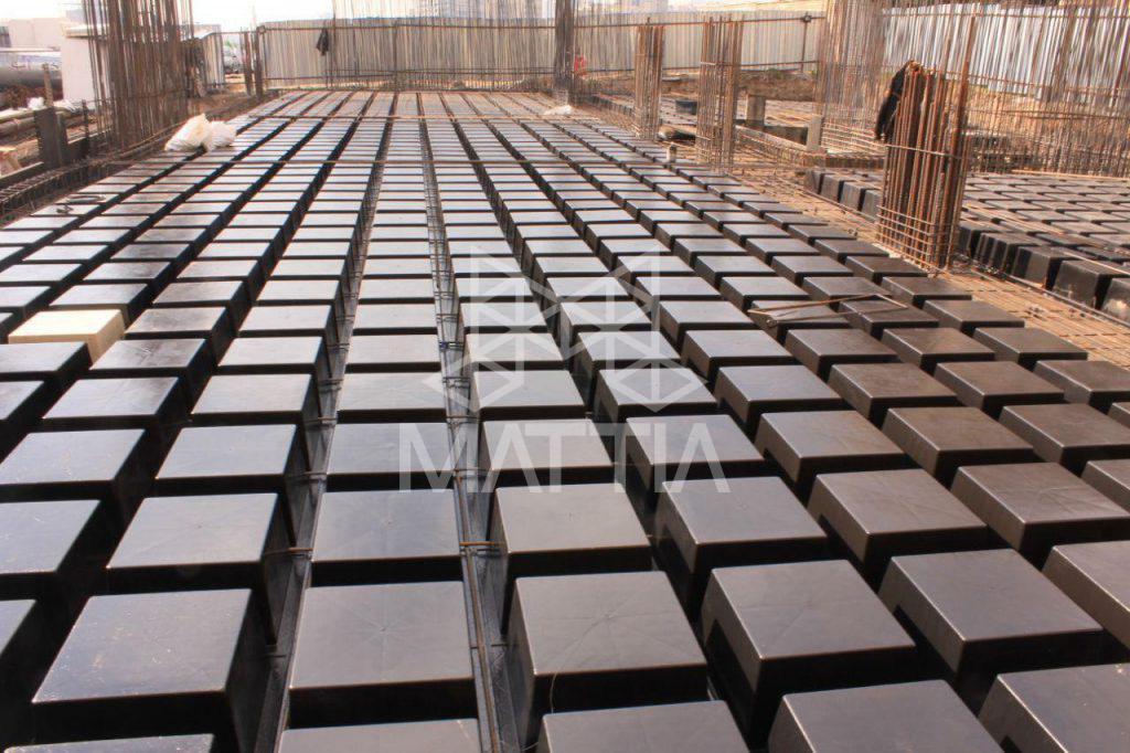 اجرای سقف وافل بدون استفاده از بلوک و تیرچه حذف انواع بلوک و تیرچههای پیشساخته از سازه