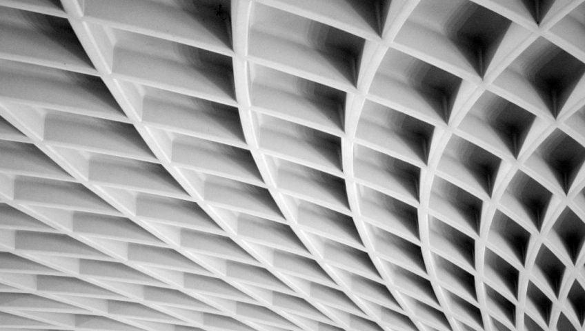 مراحل اجرای سقف وافل در یک ساختمان