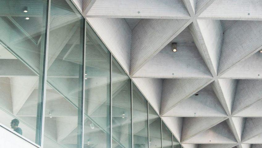 سقف وافل چیست؟ با بررسی مزایا و معایب اجرای سقف وافل