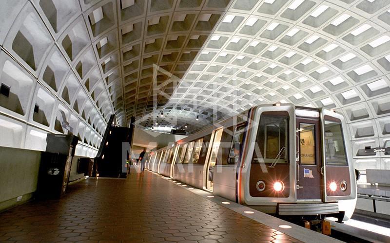 ساختمان متروی واشنگتن، ایالات متحدهی آمریکا
