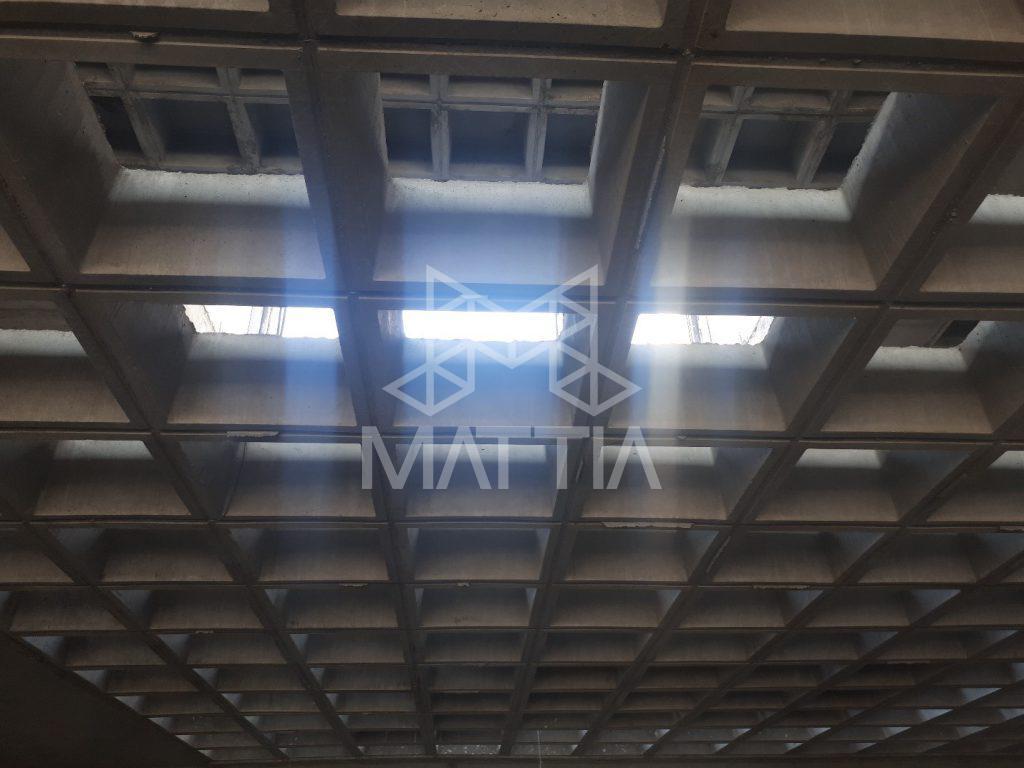 خلق نور و سایه در سقف وافل چیست