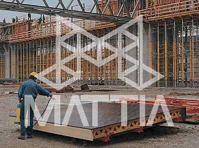 نحوه استفاده صحیح از قالب های پلاستیکی سقف وافل