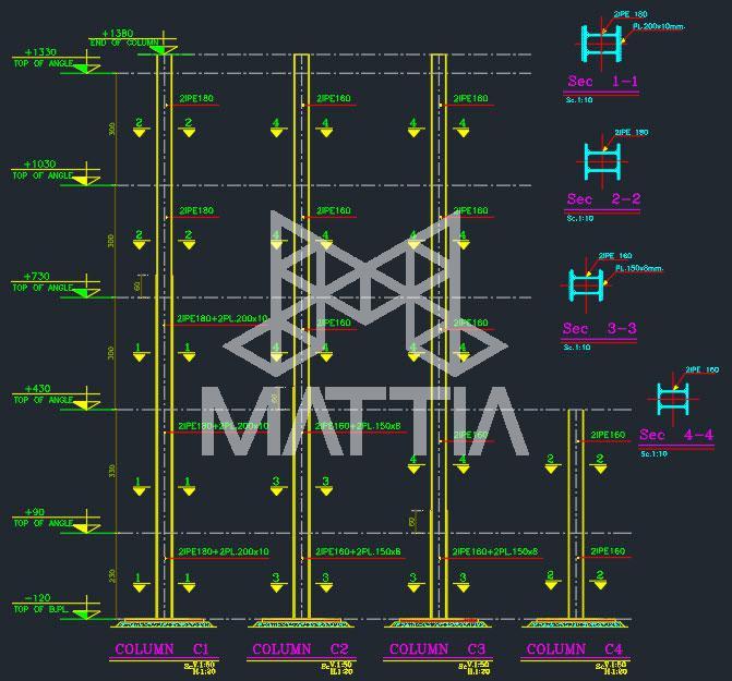 مهارت نقشه خوانی و اهمیت آن برای مهندسین عمران