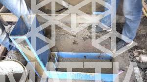آزمایش جریان در حالت محبوس یا قالب L بتن خودمتراکم یا بتن خودتراکم چیست؟ SCC Self-Compacting Concrete